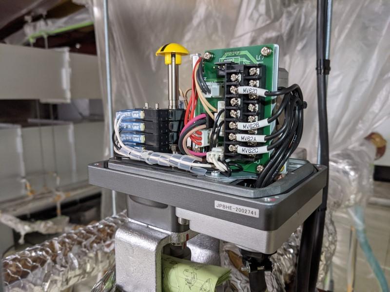 工場空調電気工事